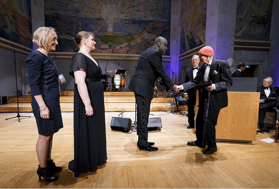2020: Olav Thon Foundation Award for the Nordic Research in Medicine