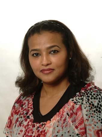 2010: First PhD Shaza Bushra M Idris graduated